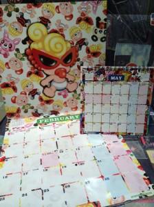 takashimayaカレンダー画像df