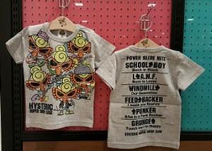 ②Tシャツw